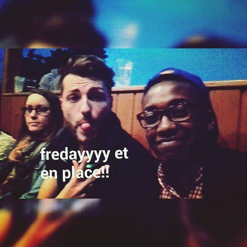 Friends Poeple Selfie Nice Happy Beard Paris, France  Paris ParisByNight