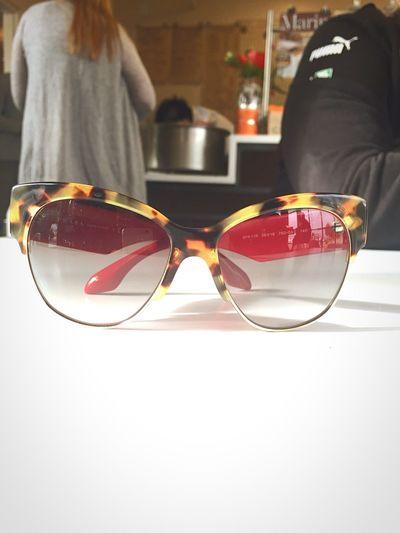 I c u. Sunglasses