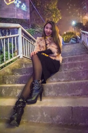 重庆 Chongqing People Girl