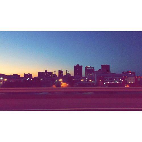 • city lights •