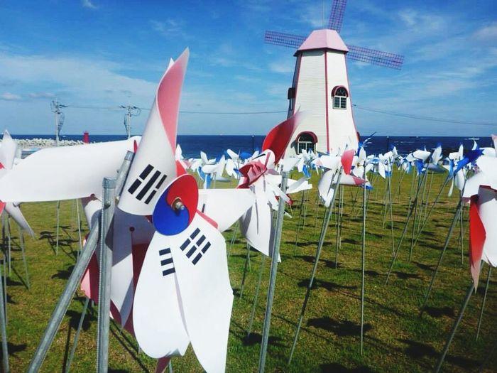 Korea Windmill