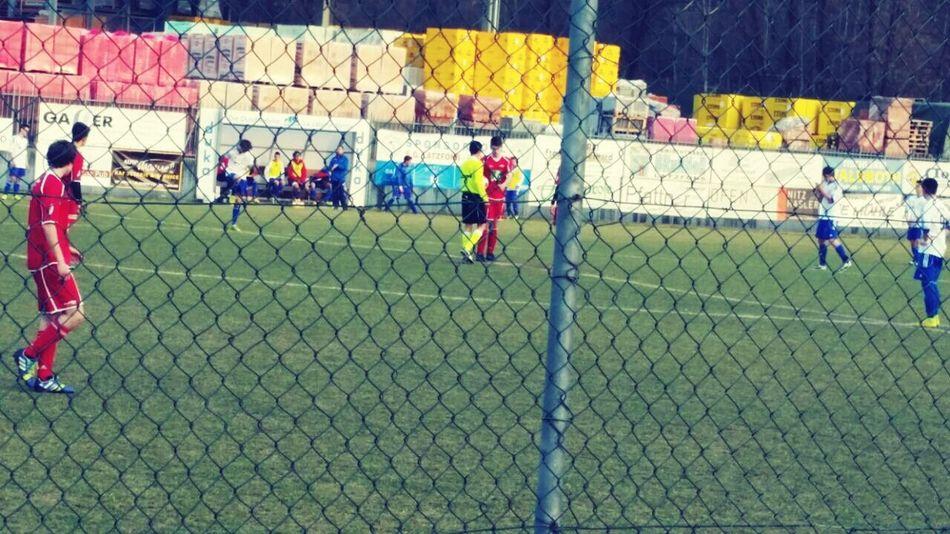 Referee Soccer Match