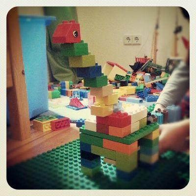 Legosaurus.