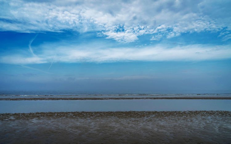 Amrum Amrum Kniepsand Beach Beach Photography Beachphotography Beauty In Nature Blue Cloud - Sky Day Ebbe Horizon Over Water Nature Nature No People Northsea Outdoors Reflection Scenics Sea Sky Tranquil Scene Tranquility Water The Great Outdoors - 2017 EyeEm Awards