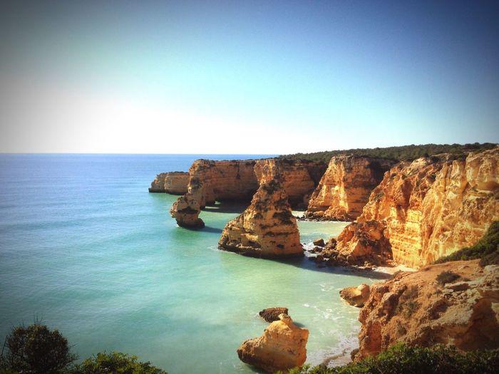 Praia da Marinha, Lagoa (Algarve) Enjoying Life