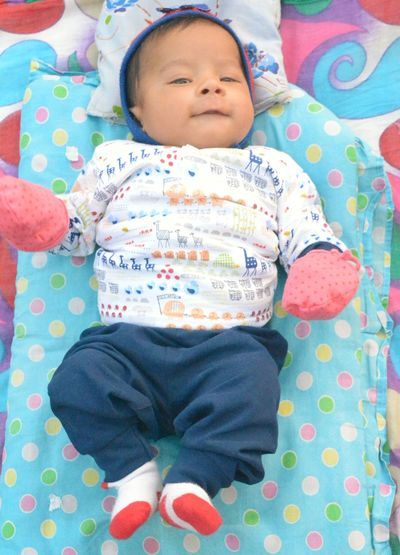 Cuty boy Childhood Children Photography Children's Portraits Cute Baby New Born New Born Baby New Born Photography New Born❤❤ Child Portrait Childhood Multi Colored Happiness Playing Smiling Cute Looking At Camera Bed Baby Clothing Babyhood One Baby Boy Only 0-11 Months Baby Preschool Pillow Bedroom Pastel Colored Preschool Age