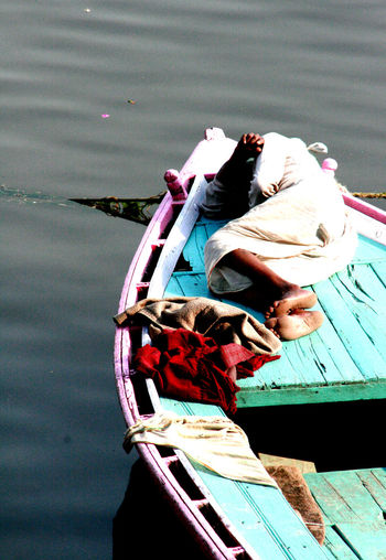 India Travel Nap For A While Varanasi