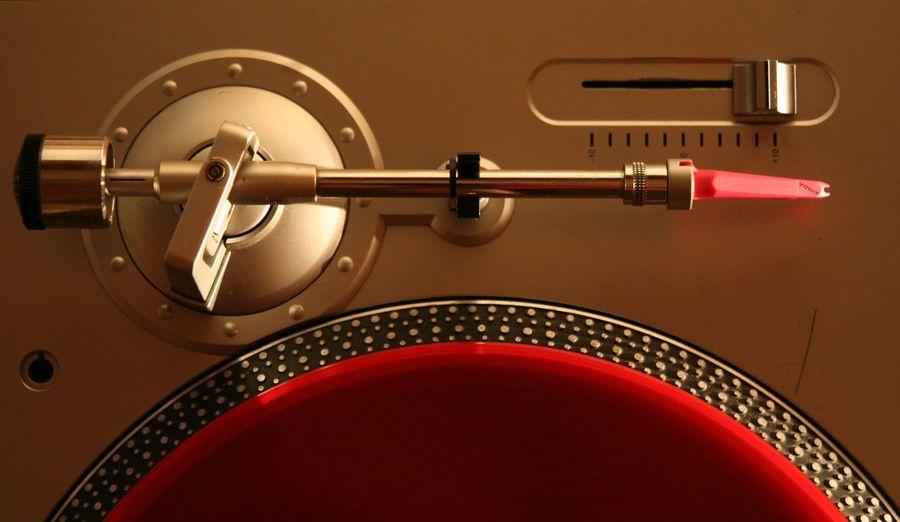 Music RED Vinyl TakeoverMusic