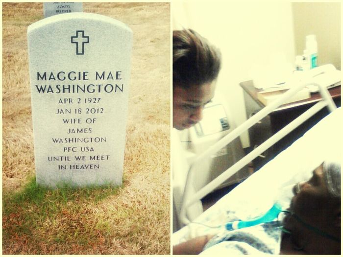 R.I.P Grandma I Miss You