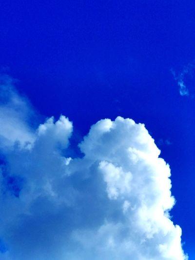 Blue Heaven Sky