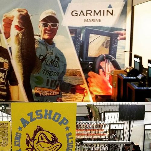 Fishing show!!! Bassfishing Fishingshow Expo Italy Italianshop Lucaquintavalla Bluesprings Garmin