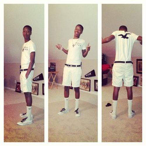 Swagging:)