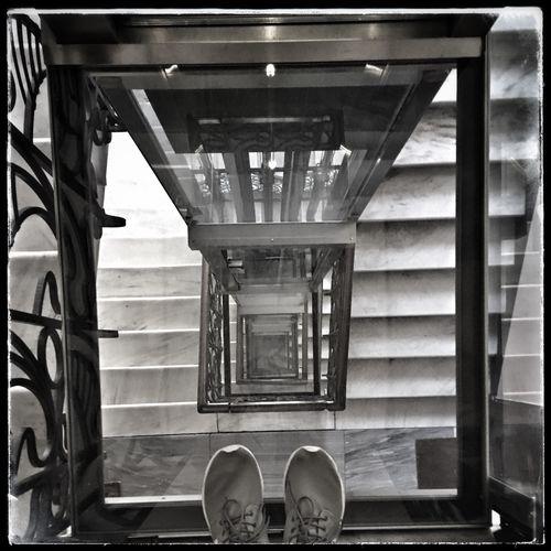 Vertigo Feet