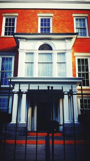 Grand Entrances Century Club Historic Building near Downtown Orange Bricksandbricks Architectural Detail Richpeople