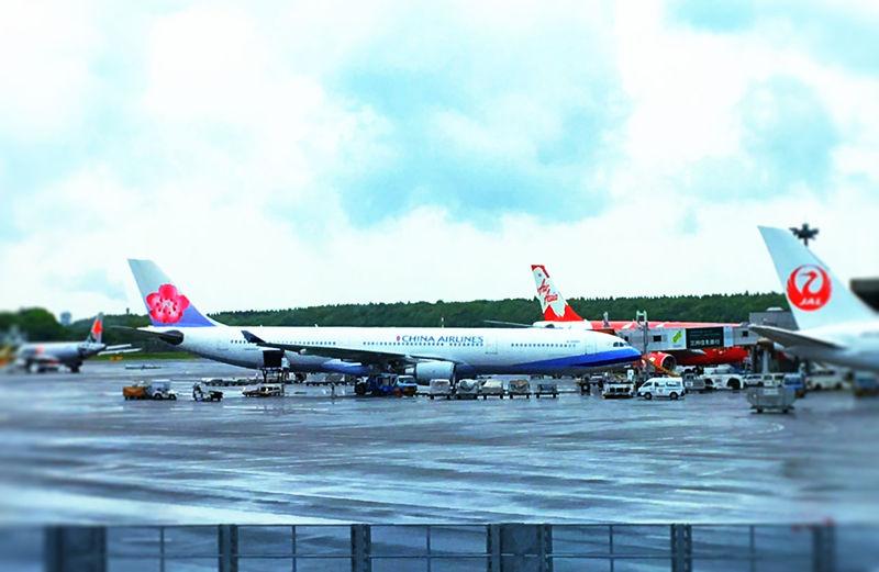 Local Airport Airplane Airport Runway Chiba NRITA, CHIBA, JAPAN Outdoors Regional Airport Transportation