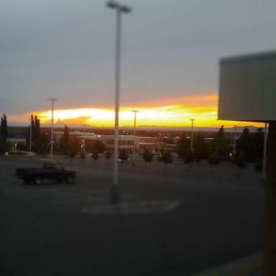Tonights sunset Byui Sunsetsarecool Ilovesummer