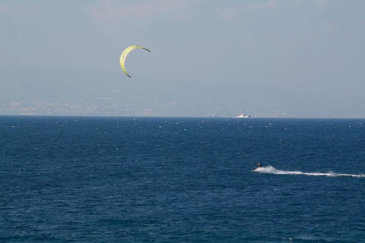 Kite Kitesurfing Kitesurf ReggioCalabria Reggio Di Calabria Stretto Di Messina Sport Sea