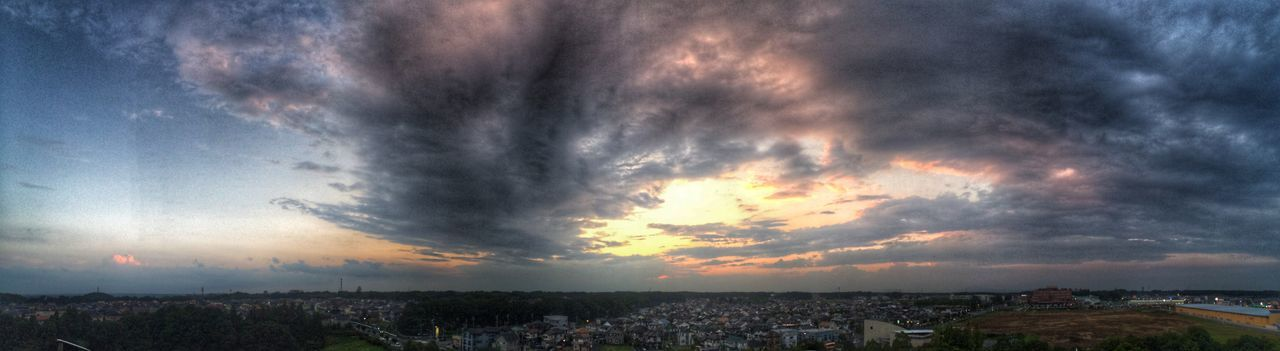 久しぶりの夕焼 IPhoneography Clouds And Sky Sunsets