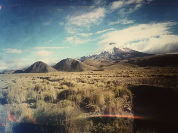 Mountain Sky Tranquility Non-urban Scene Beauty In Nature Mountain Range Physical Geography Mountain Peak Lonely Naturelovers Camping Warmthandsunshine Warmth Feeling Cotopaxi Vulcano Lovelovelove Baby ❤ Photos Around You Photo♡ Beauty In Nature Bright Sun Outdoors Tranquility Lovely Day Love To Take Photos ❤ Perspectives On Nature