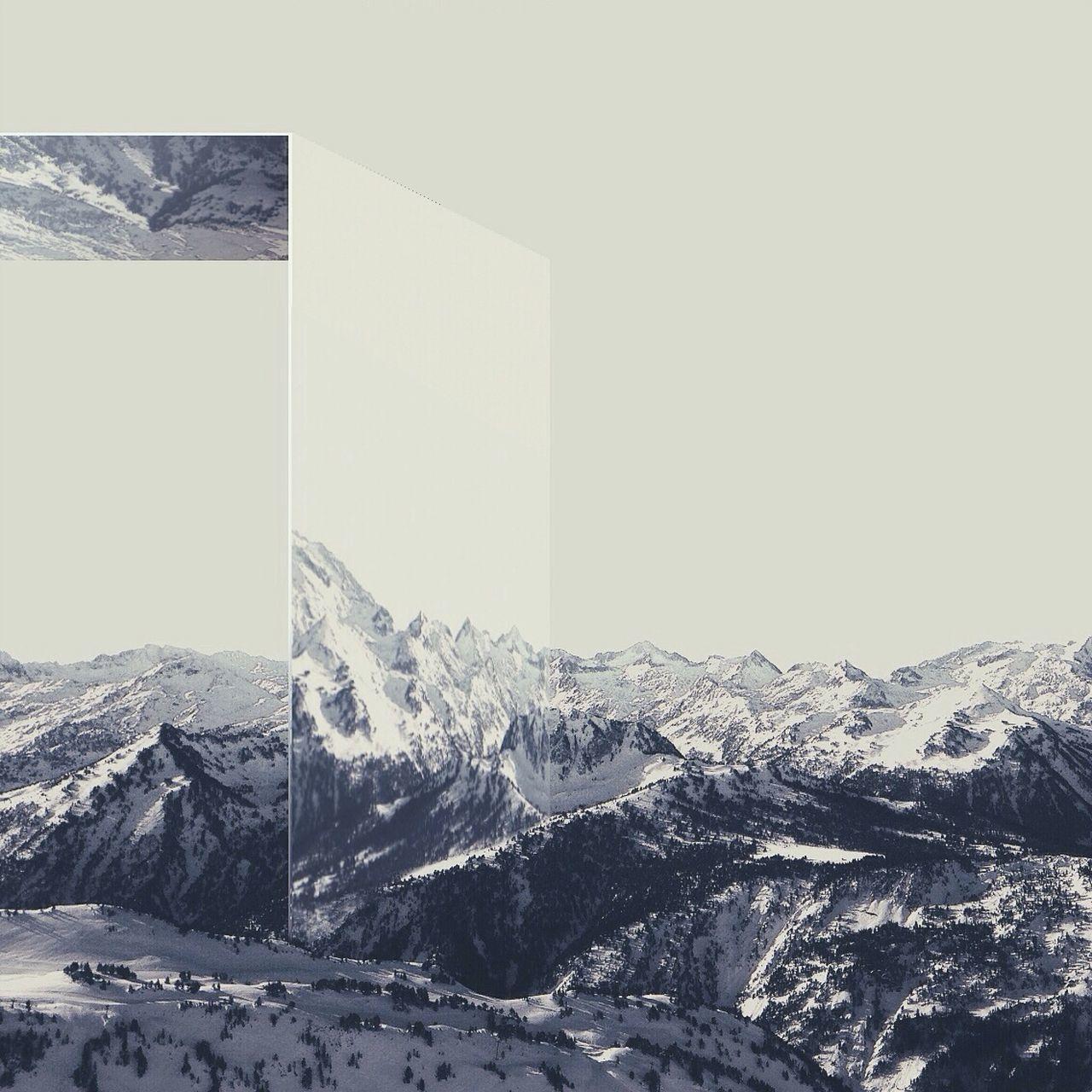 snow, winter, cold temperature, mountain, no people