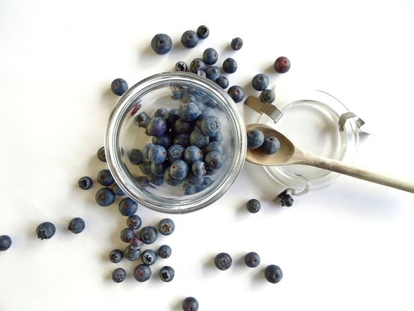 Blueberries Glass - Material Delicious Fruit Delicious Healthy Food Healthy Fruit Healthy Healthy Eating White Background Food Juice Nutrition Jar Spoon Fresh Fresh Fruit Blueberries Blueberry White Background High Angle View No People Breakfast Healthy Eating Fruit Food Freshness Indoors  Close-up Day