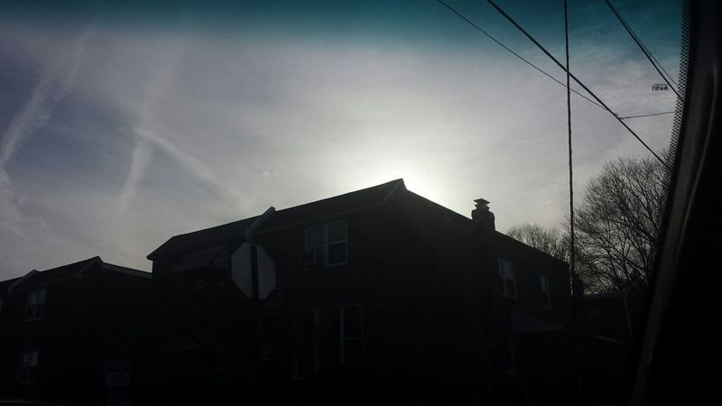 Good Morning! Work Time Sun House Taking Photos