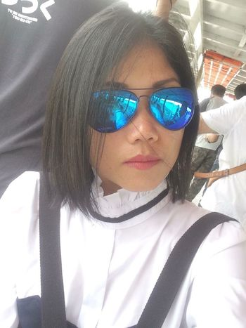 Self Portrait Pictureoftheday Sunglasses Selfie ✌ Bangkoktrip
