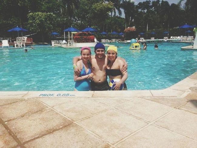Tiempoenfamilia Pscina Aguascalientes Nadando