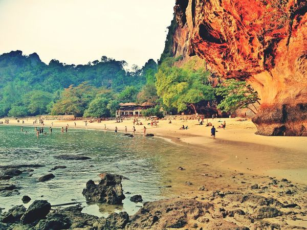 Spotted In Thailand Railay Beach The KIOMI Collection Showcase April The Great Outdoors - 2017 EyeEm Awards