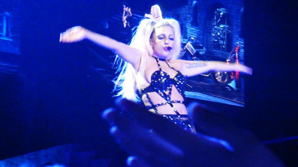 Ladygaga Lady Gaga Born This Way Born This Way Ball Btw BTWB Btwball