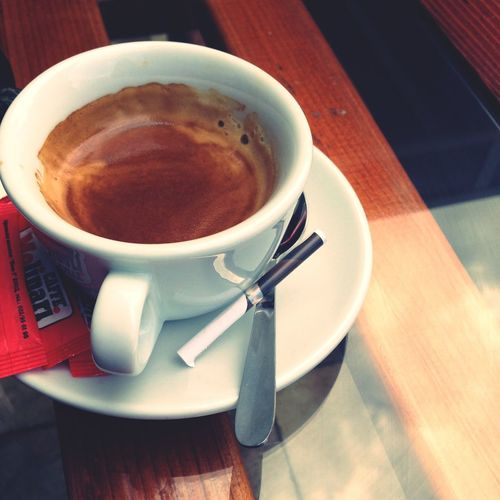 Easy Sunday morning...