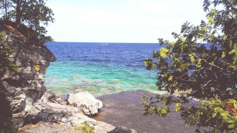 Hiking Trails Enjoying Life Flowerpotisland Traveling Last Days Of Summer Blue Water