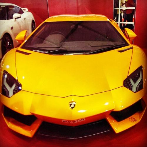 Lamborghini Aventador Lp_700 -4 Autocar