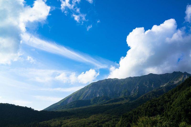 Landscape Nature Collection Mountain Mt.Daisen