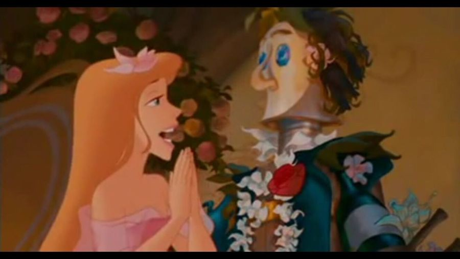Disney Enchanted  True Love's Kiss ???