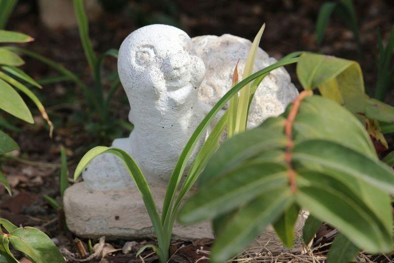 Jardin Statuette Escargot