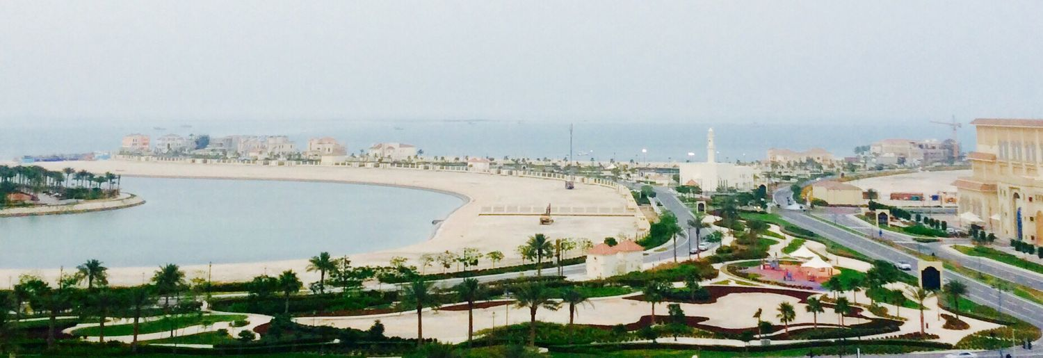 Lovely Doha Middle East Scenic View Qatar Home From Home
