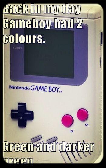 Gameboy !!
