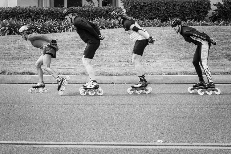 Photo444 Fujifilm_xseries Fujix100f Fujifilm Blackandwhite Black And White Portrait Streetphotography Group Of People Real People Sport Day Men People Childhood