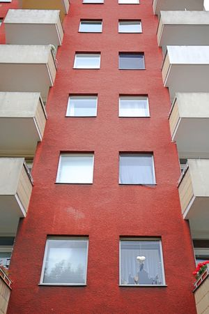 Apartment Architecture Building Exterior Built Structure City Cityscape Day House Front Low Angle View No People Outdoors Residential Building Window
