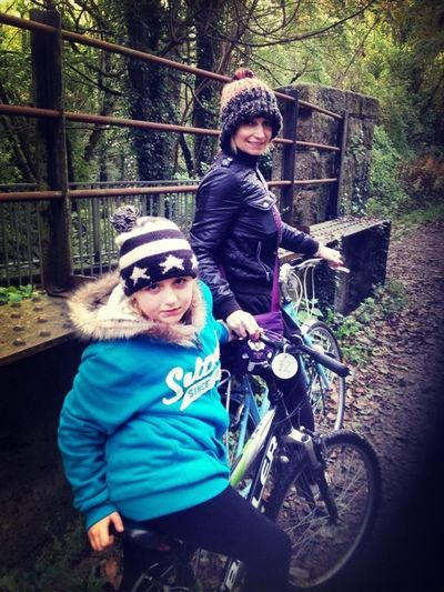Cycle riding with my ruby