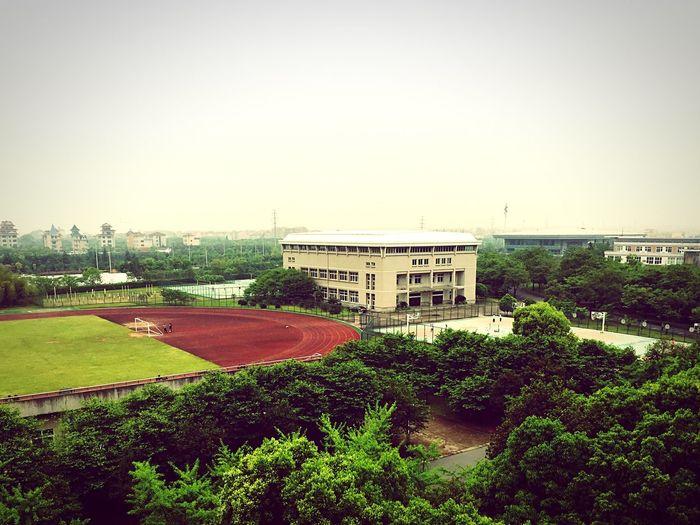 Jinhua No.1 High School. Shot By IPhone