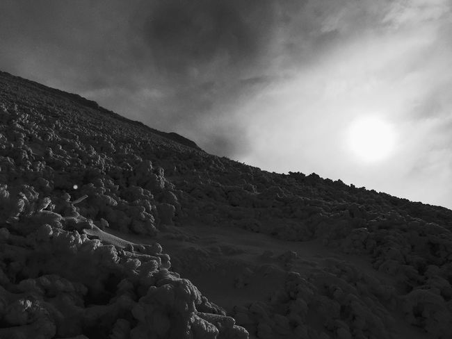 """Snowscape II"", Vaganski vrh, Velebit, Croatia, 2017. Fine Art Hiking Croatia Vaganski Vrh Snow Sky Nature Beauty In Nature Tranquil Scene Tranquility Landscape Scenics Outdoors"