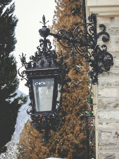 Street light Exterior Lamp Old Lamp Street Light Castle Light Outdoors No People Day Bicycle Built Structure Building Exterior Architecture Close-up
