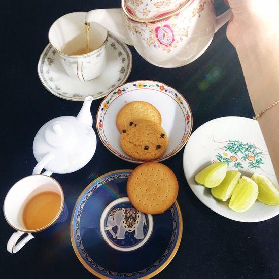 Hightea Teatime TeaCup Afternoon Tea