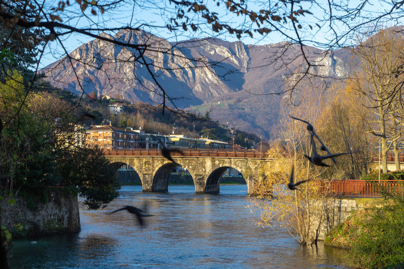 Town of Lecco,