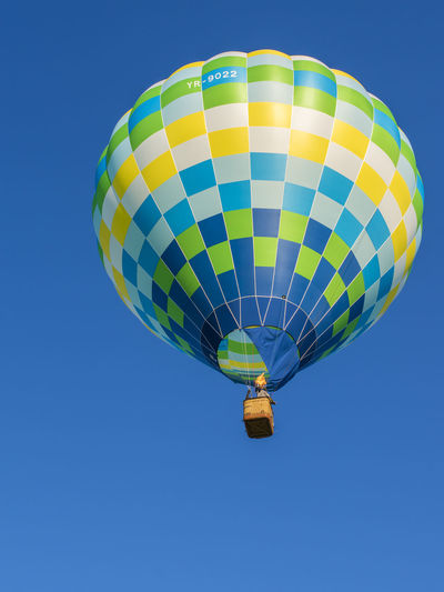 hot air balloon Multi Colored Blue Sky Hot Air Balloons Festival Hot Air Ballons Ballooning Festival EyeEmNewHere