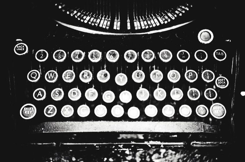 If you can't tell someone type it out and vent to the blank page. It always listens Typewriter Type Write Journal ExpressYourself Unload Speak