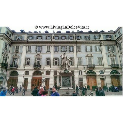 Bellissima Piazza Carignano a Torino