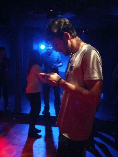 On the dance floor. RockandRoll Night observations of Society The Storyteller - 2014 Eyeem Awards
